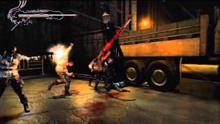 Ninja Gaiden 3 Xbox 360 Demo Gameplay