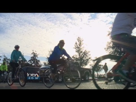 Cyclists remember Joseph Holan with memorial ride