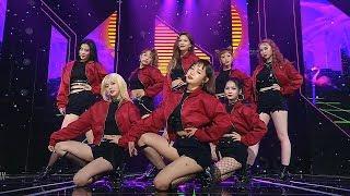 Weki Meki(위키미키) - Crush @인기가요 Inkigayo 20181021