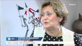 """Plaisir : le projet """"ville solidarités"""" avance"""