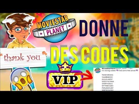 MSP DONNE DES CODES VIP !! *NO FAKE*