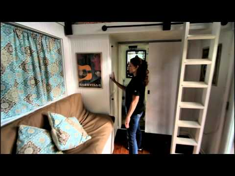 Guided Tour of Music City Tiny Home