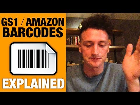 Do You Need A GS1 Barcode For Amazon FBA? Your 3 Barcode Options Explained and Simplified!