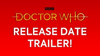 Doctor Who SERIES 12 Release Date TRAILER Breakdown and Analysis! Plus Series 12 Episode 1 REVEALED!