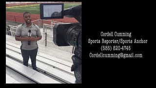 Cordell Cumming Sports Reporter Demo Reel
