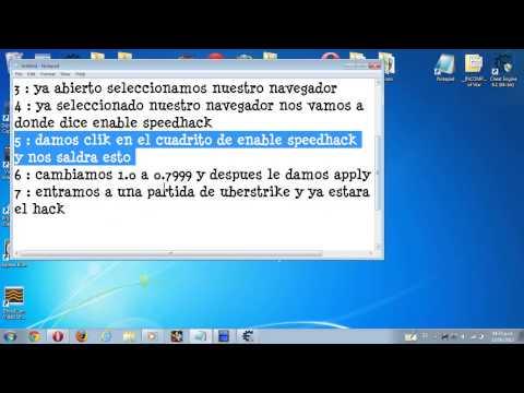 hack de uberstrike  2013 desvelocidad