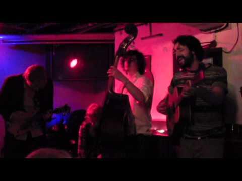 THE GLASSHOUSE BOYS, The Party Song, International Bar, Dublin, Ireland