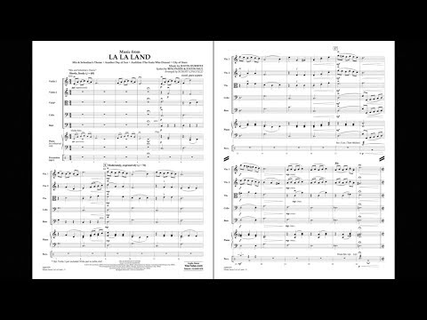 Music from La La Land arranged by Robert Longfield