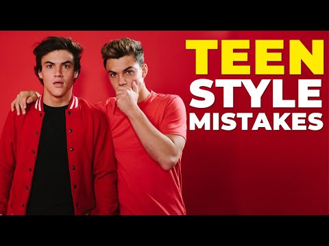 7 STYLE MISTAKES EVERY TEEN MAKES | Teen Fashion 2019 | Alex Costa