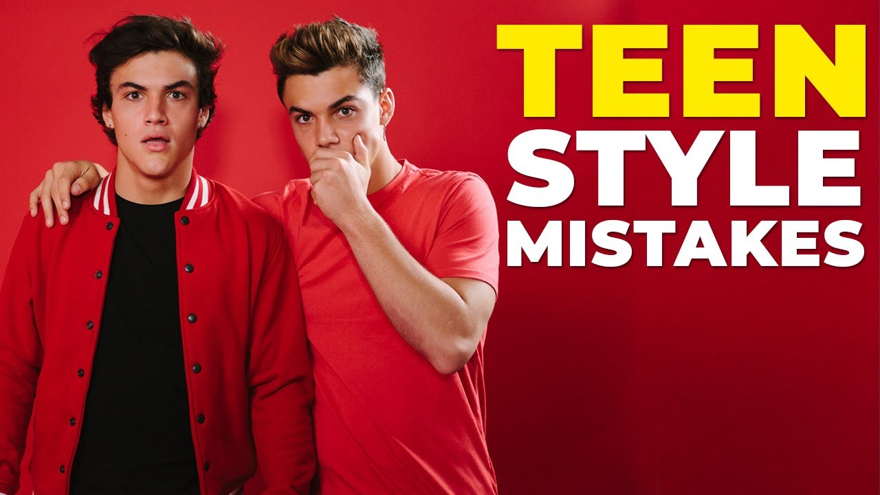 7 STYLE MISTAKES EVERY TEEN MAKES | Teen Fashion 2019 | Alex Costa 1