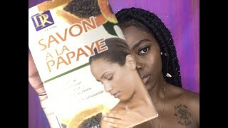 Papaya Soap: The Key to Fading Acne Scars & Lighter Skin