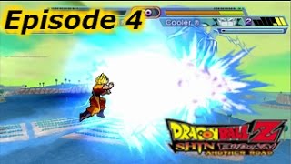 Dragon Ball Z Shin Budokai Another Road Part 4
