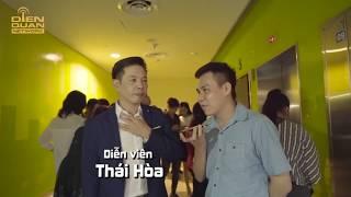 """Thái Hòa """"lẻ bóng"""" tham dự sự kiện ra mắt phim của chính mình."""