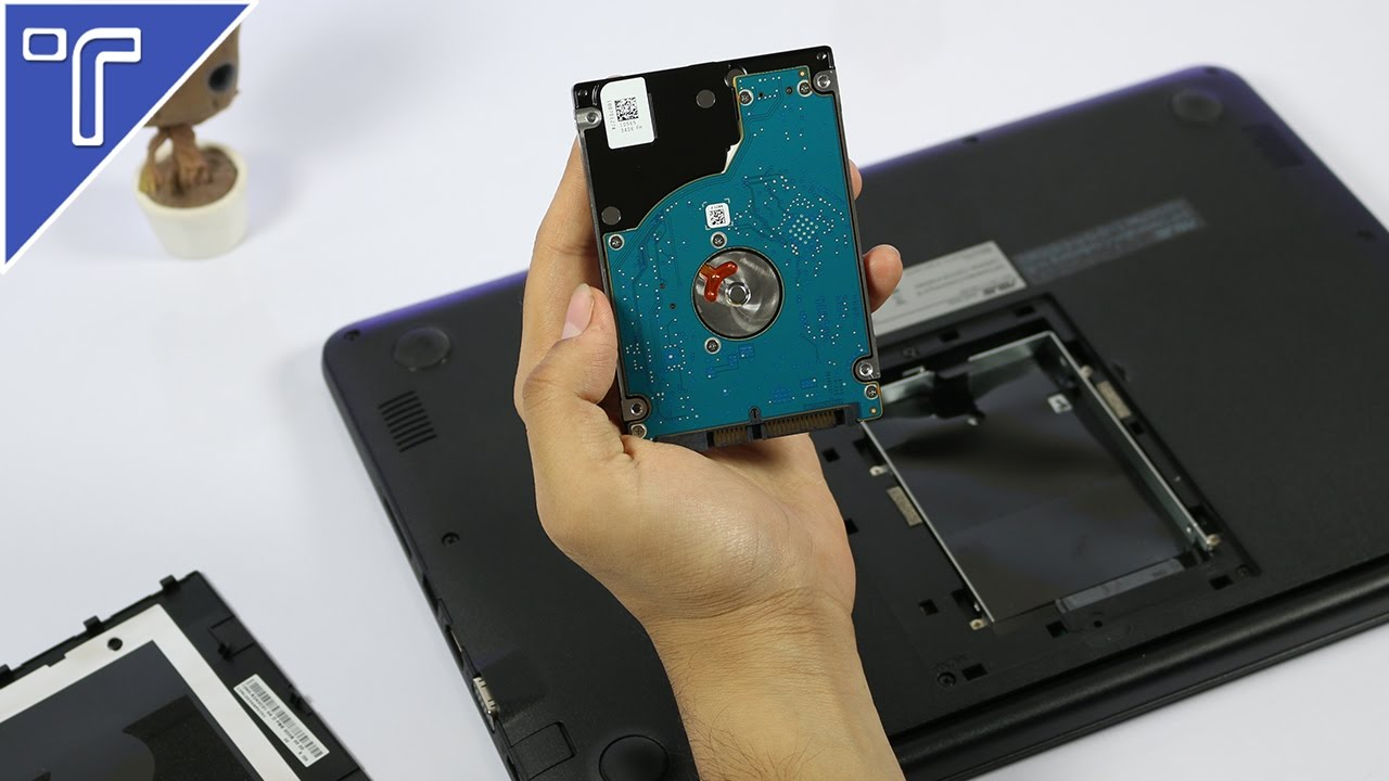 can you upgrade emmc hard drive