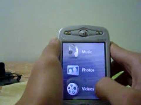 TouchFlo on XDA II