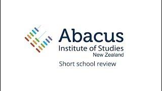 Short school review - Abacus Institute of Studies