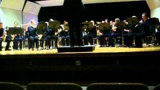Zumbrota-Mazeppa, MN High School Symphonic Band 2015