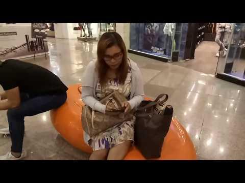 Greenbelt Mall 1,2,3,4,5 with Sis Sandra, Makati City Philippines  August 19, 2017