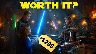 Is Star Wars: Galaxy's Edge Worth the Hype?