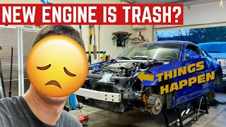 I Got SCREWED On My CHEAP 350z ENGINE *Or Did I?*