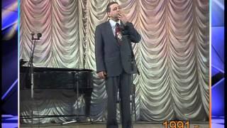 "Е. Петросян - монолог ""Паника"" (1991)"