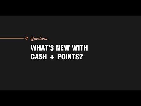 Marriott Bonvoy: Cash + Points