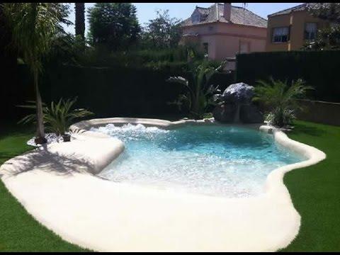 M2 piscinas de arena youtube for Piscinas de plastico precios