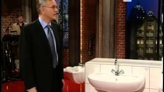 Die Harald Schmidt Show - Folge 1055 - Waschbecken Test