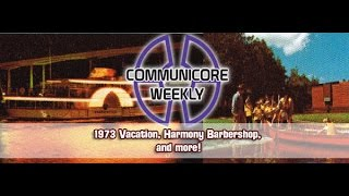 Communicore Weekly - 1973 WDW Vacation, Artemis Fowl, Barbershop, I Crane