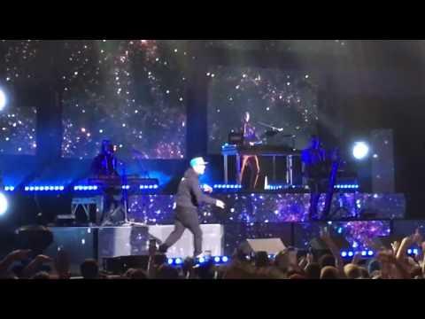 Logic in Nashville (Hallelujah)
