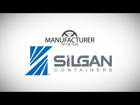 Silgan Containers - 2019 Manufacturer Of The Year