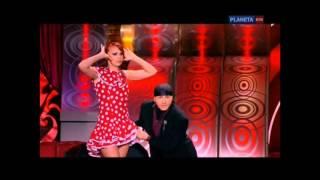 Sos & Victoria Petrosyan in Petrosyan Show, Петросян Шоу - Сос и Виктория Петросян