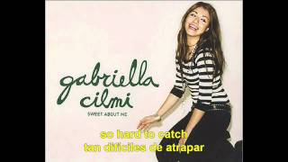 Sweet About Me - Gabriella Cilmi subtitulos en español