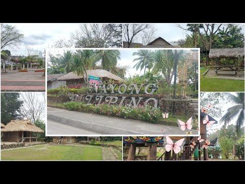 Nayong Pilipino, Clark: January 2018