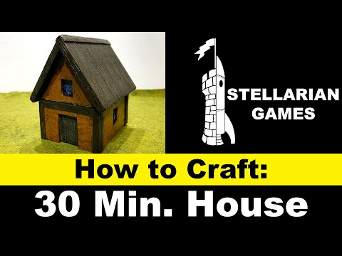 004-30 Minute House