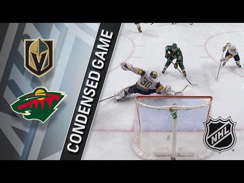 11/30/17 Condensed Game: Golden Knights @ Wild