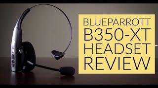 VXi BlueParrott B350-XT Noise-Canceling Bluetooth Headset Review