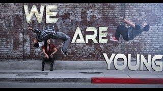 Смотреть клип Vassy - We Are Young