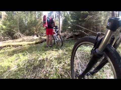 DKC 15 лет велопоход