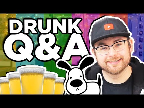 GETTING DRUNK WITH TOMSKA #CONTENT