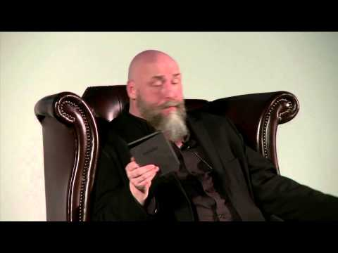 FutureEverything 2015: Warren Ellis - Some Bleak Circus