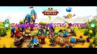 EMPEZANDO NUESTRO IMPERIO!! | Goodgame Empire #1