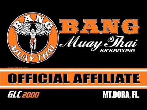 Bang Muay Thai: Mike Sgroi demonstrates Holland Combo Drill