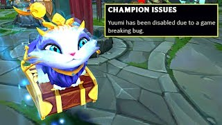 This is why Yuumi got DISABLED! ft. New Mordekaiser