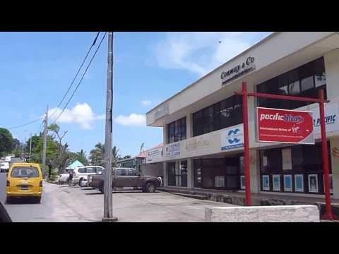 City Car Ride Port Vila Vanuatu Cruise | Vanuatu Port Vila Tours & Adventures [HD] #Vanuatu
