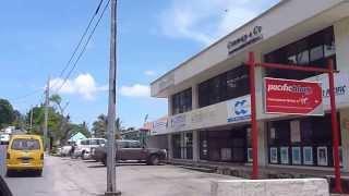 City Car Ride Port Vila Vanuatu Cruise | Vanuatu Port Vila Tours & Adventures       [HD]