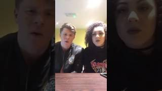 Love Yourself Justin Bieber Cover Kirby and Nathan Grisdale