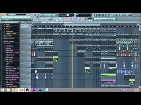 FL Studio 110 BPM Dubstep/Glitch - Free FLP | Doovi
