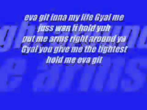 Gyptian - Hold Yuh Lyrics