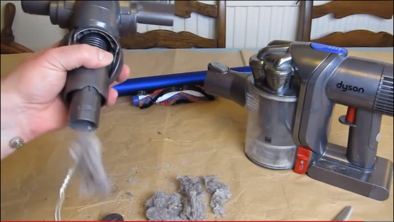 Dyson Dc44 How To Remove Blockages An Owners Guide